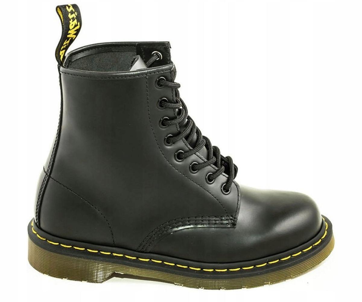 kody kuponów buty skate amazonka Buty Dr. Martens 1460 Black Smooth czarne Roz.46 ...