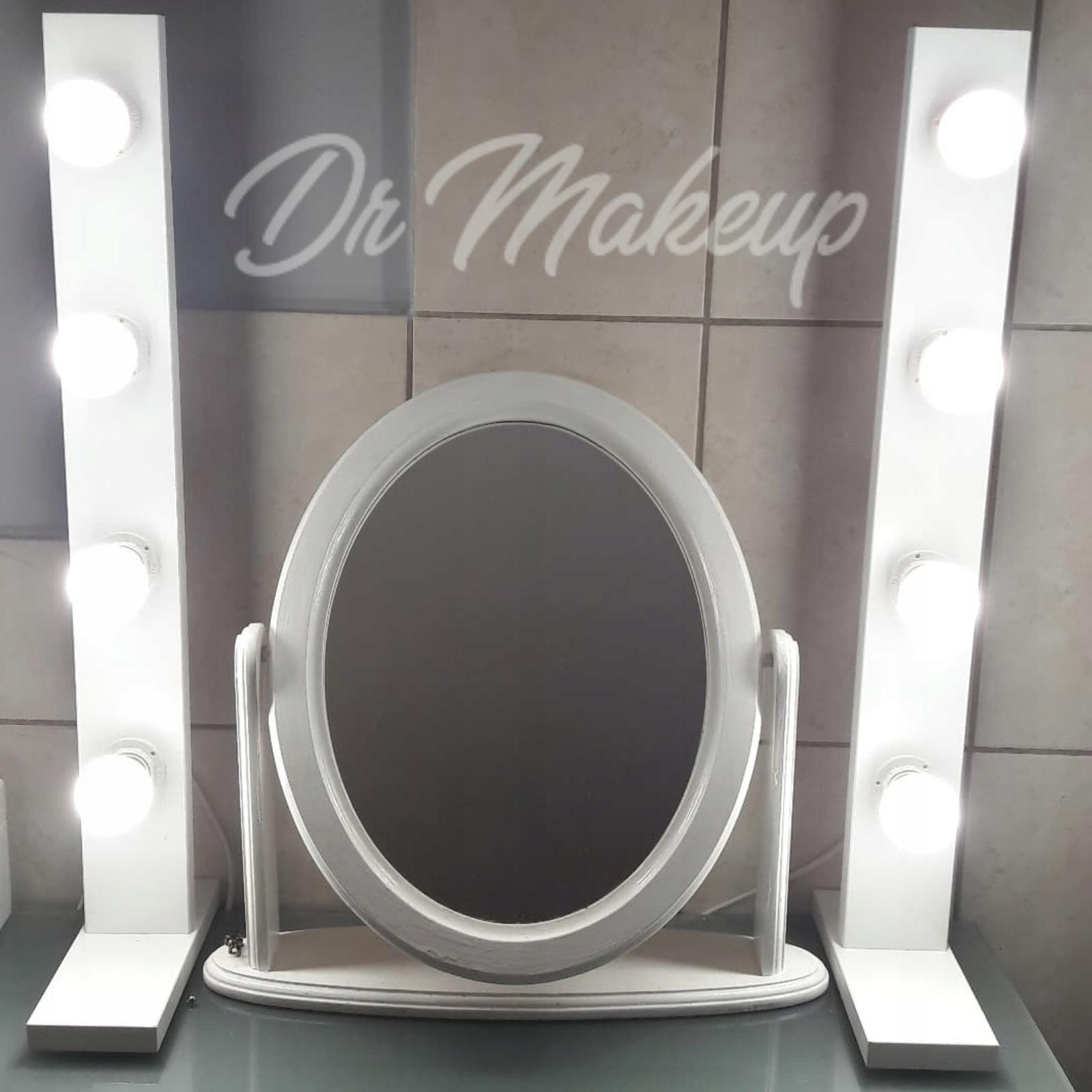 Lampa Do Makijażu Dr Makeup 44 Oświetlenie Led