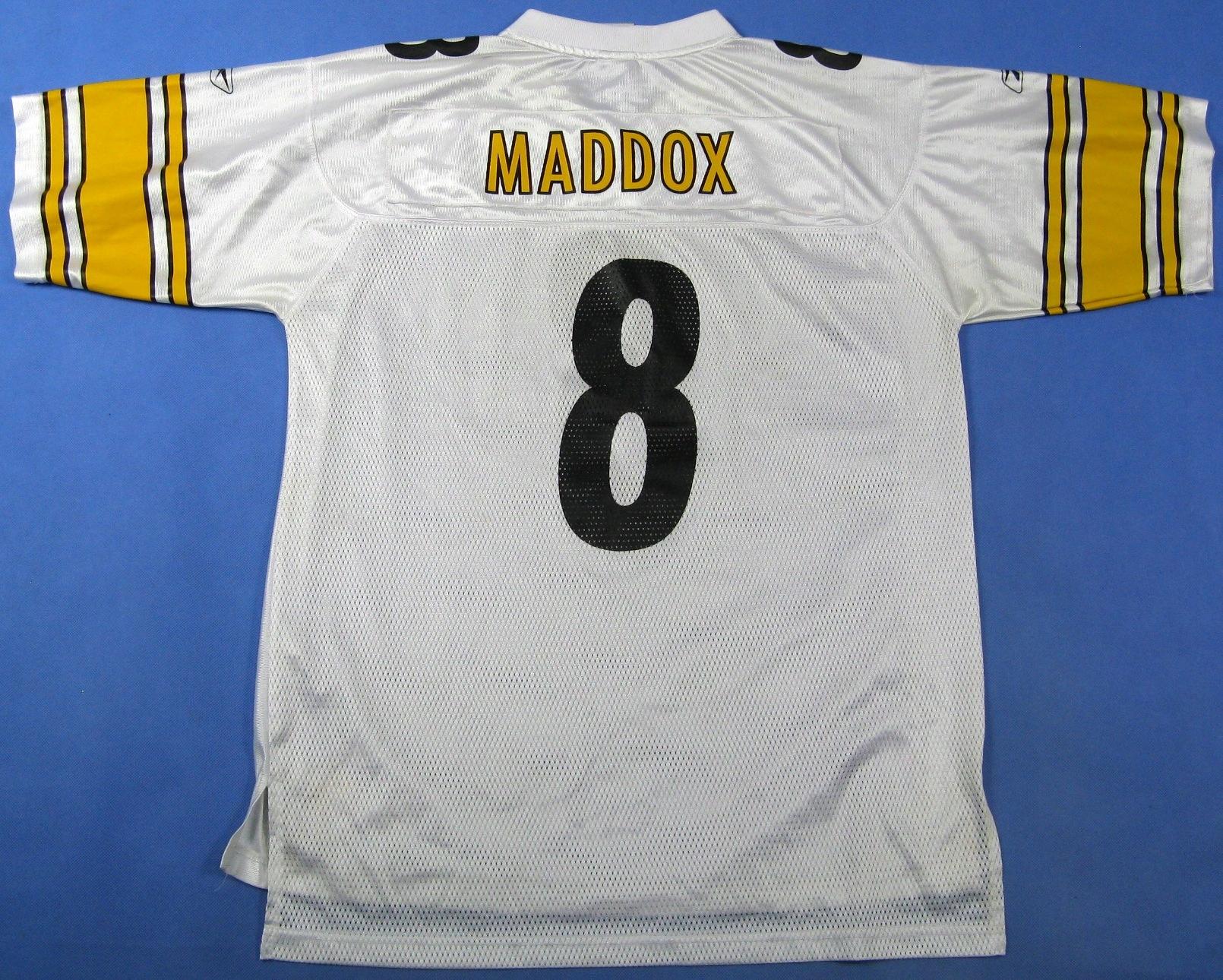 PITTSBURGH STEELERS _ Koszulka NFL _ TOMMY MADDOX