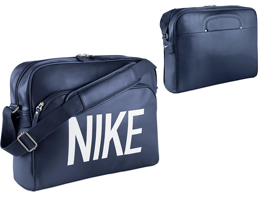 6441a6ff0fb71 Torba Nike Heritage BA4358-410 Szkolna