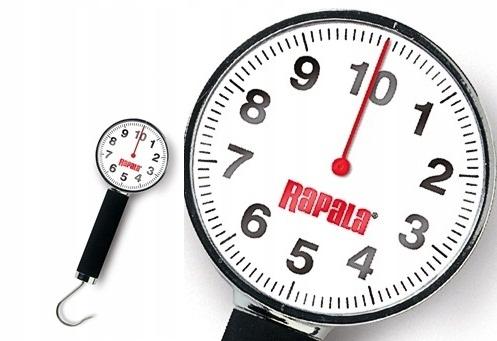Waga firmy RAPALA RCMS-10 duże cyfry