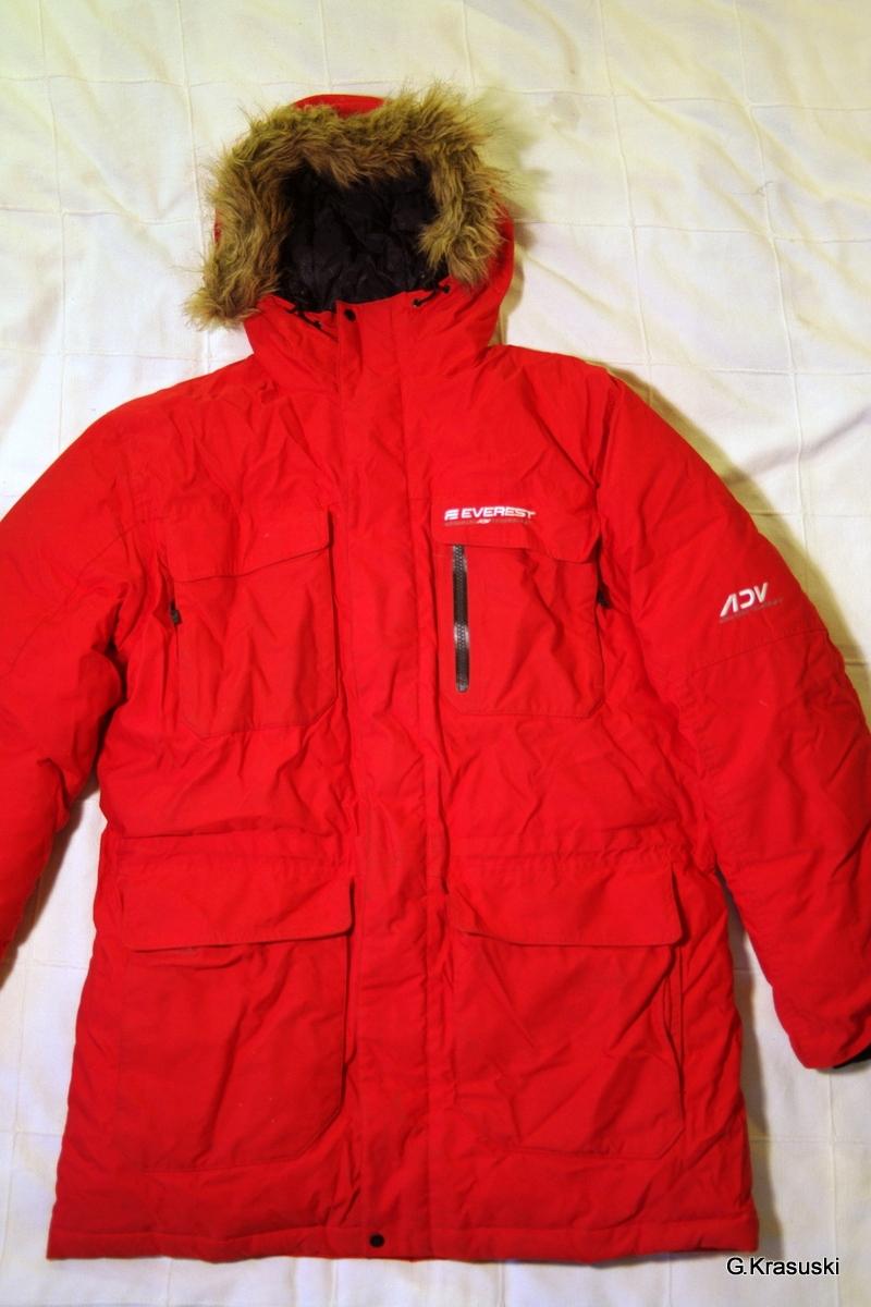 0e552f8d1cad8 Kurtka Puchowa Everest rozm. M ( L ) - 7705856055 - oficjalne ...