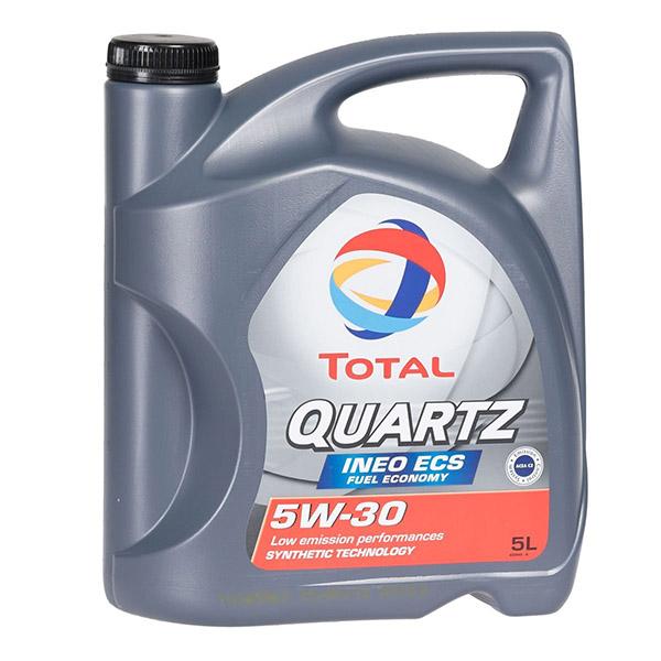 TOTAL QUARTZ 5W30 ECS 5L+ FILTR 1.4 1.6HDI WAWA