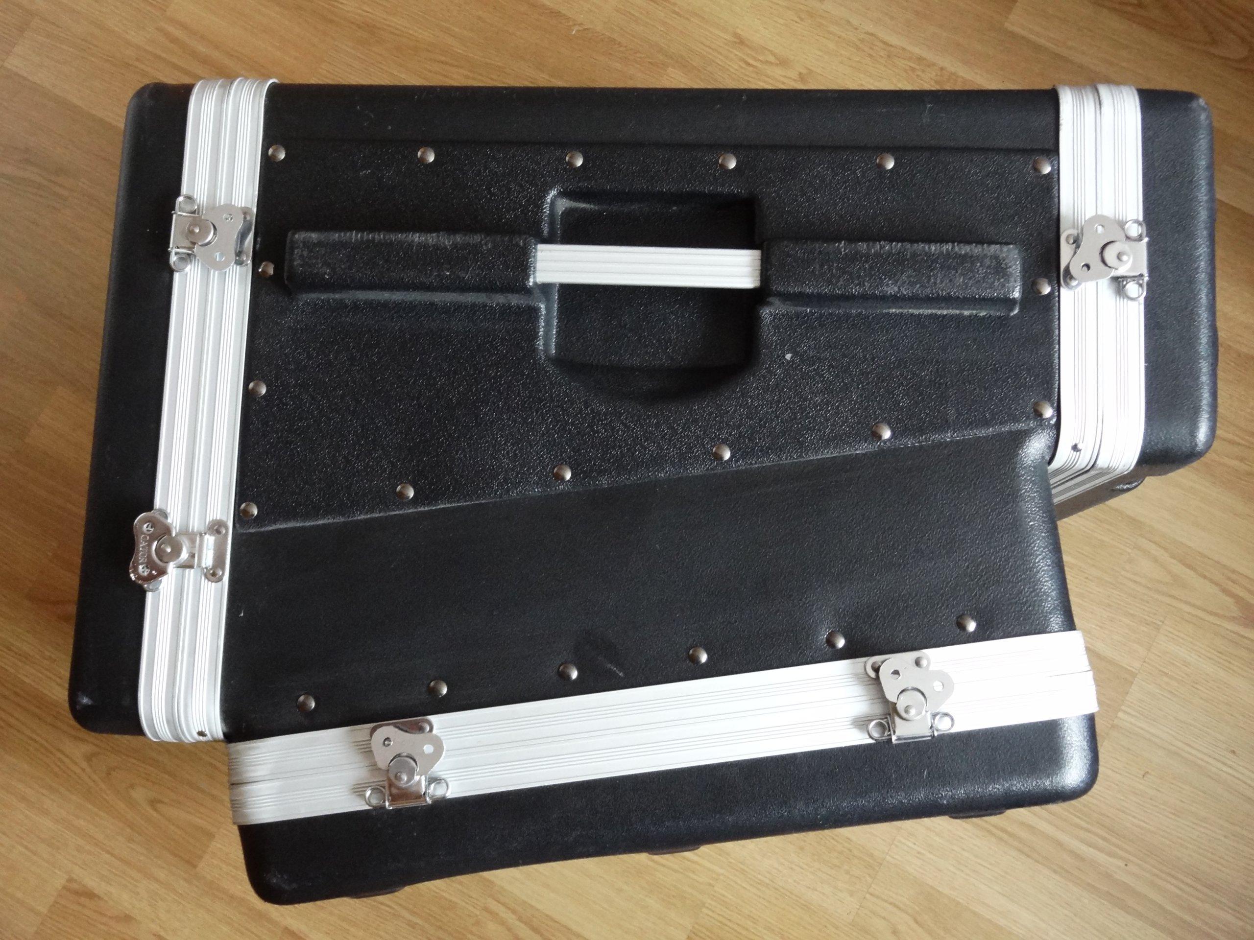 GATOR RACK CASE GRC-10X4 3D 4U + 10U +