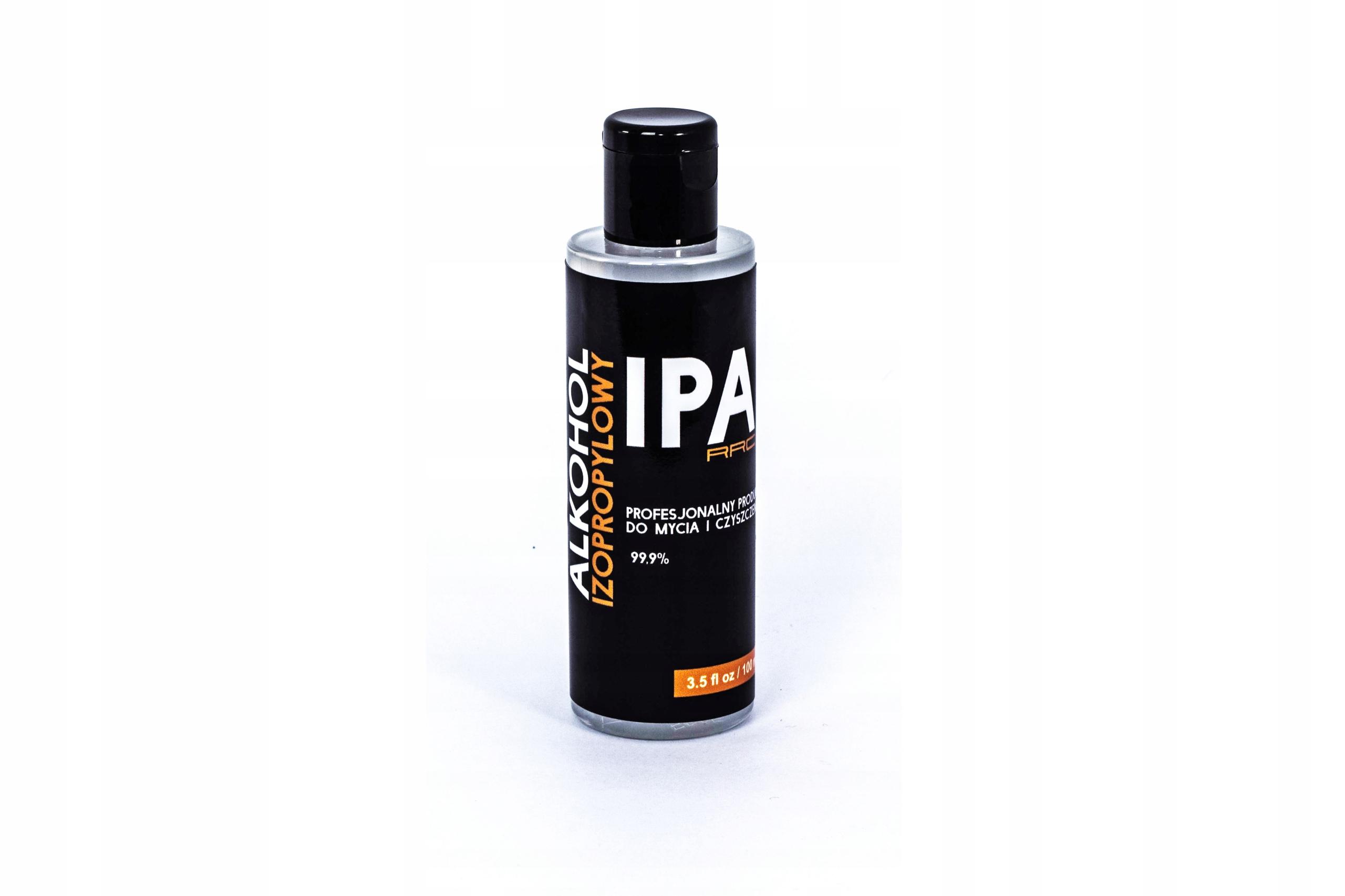 Alkohol Izopropylowy IPA RRC 100ml