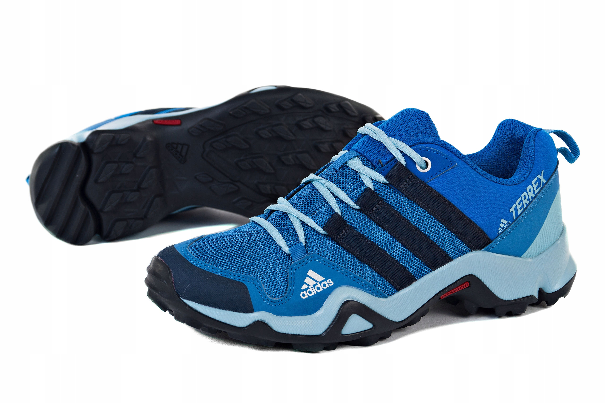 Adidas Trekking Buty Ax2r R38 Cm7677 7412727927 Terrex