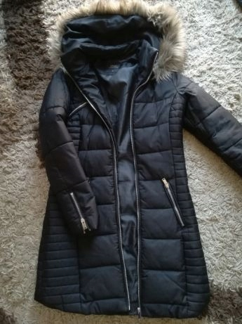 53a3302ba9862 XS kurtka długa płaszcz zimowy House - 7614225143 - oficjalne ...