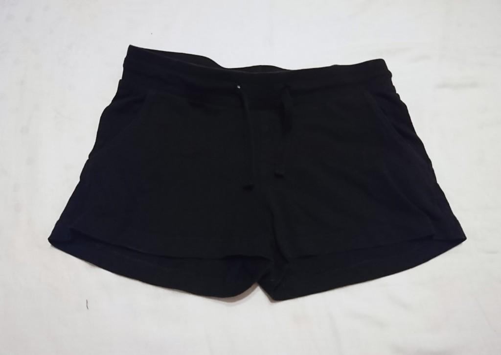 fc6848d33 spodenki krótkie, szorty czarne H&M. r. 140 - 7410863591 - oficjalne ...