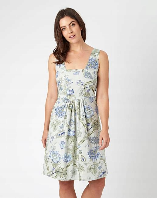 6cfe41aeab Sukienka Damska Joe Browns Vintage w Kwiaty 48 - 7701320414 ...