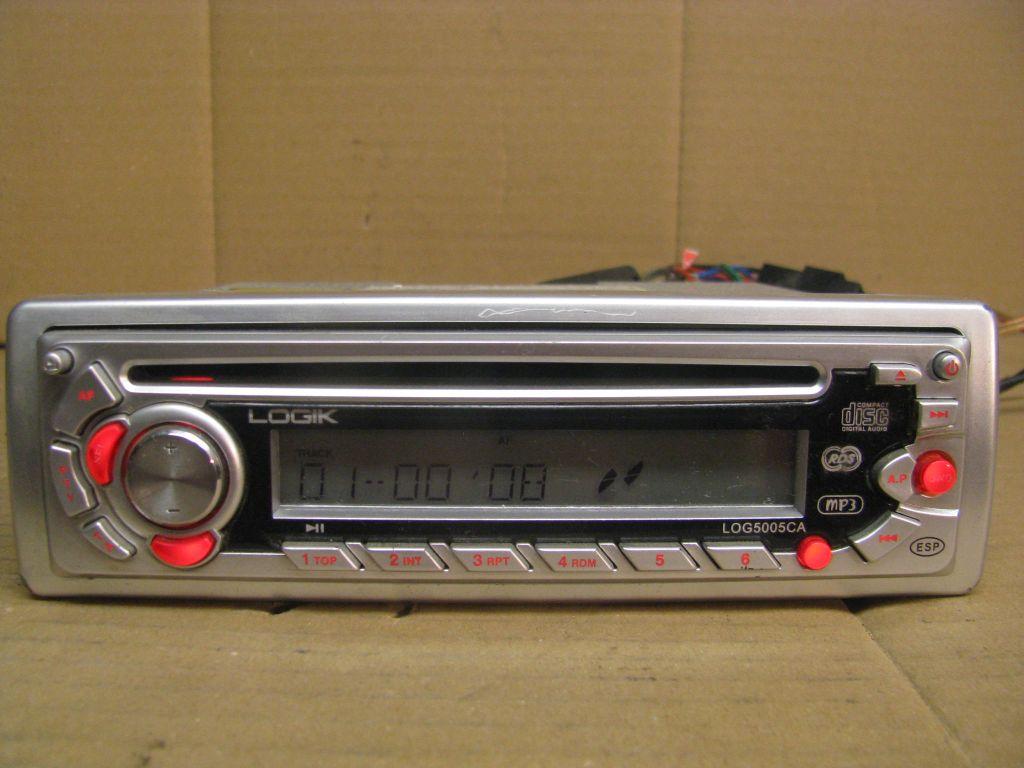Radio Cd Logik Log5005ca 7323626569 Oficjalne Archiwum Allegro