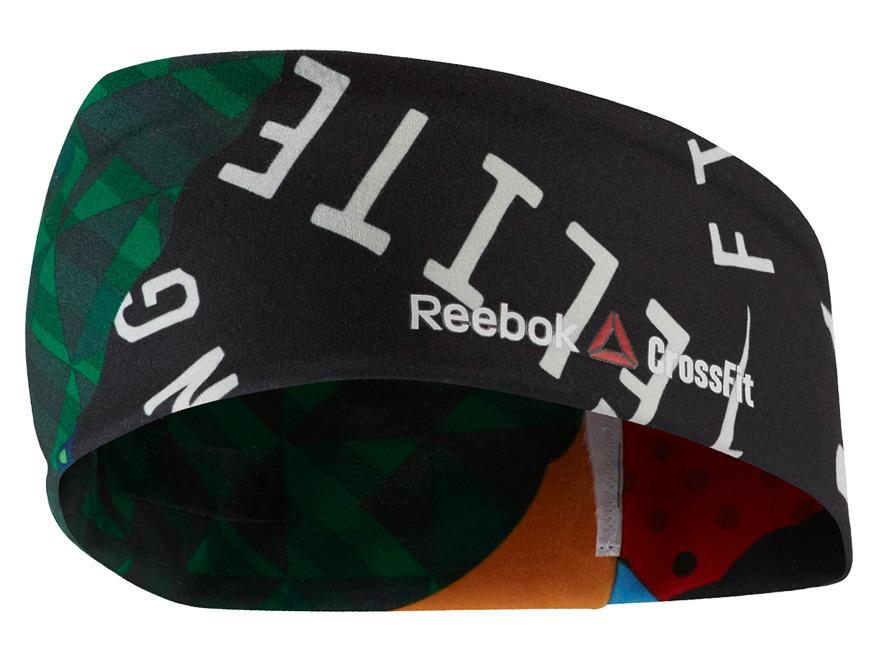365d6eaf05343b Opaska na głowę Reebok CrossFit AJ6312 do biegania - 6986299372 ...