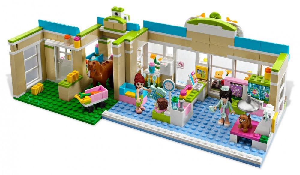 Lego Friends Weterynarz 3188 7348283812 Oficjalne Archiwum Allegro