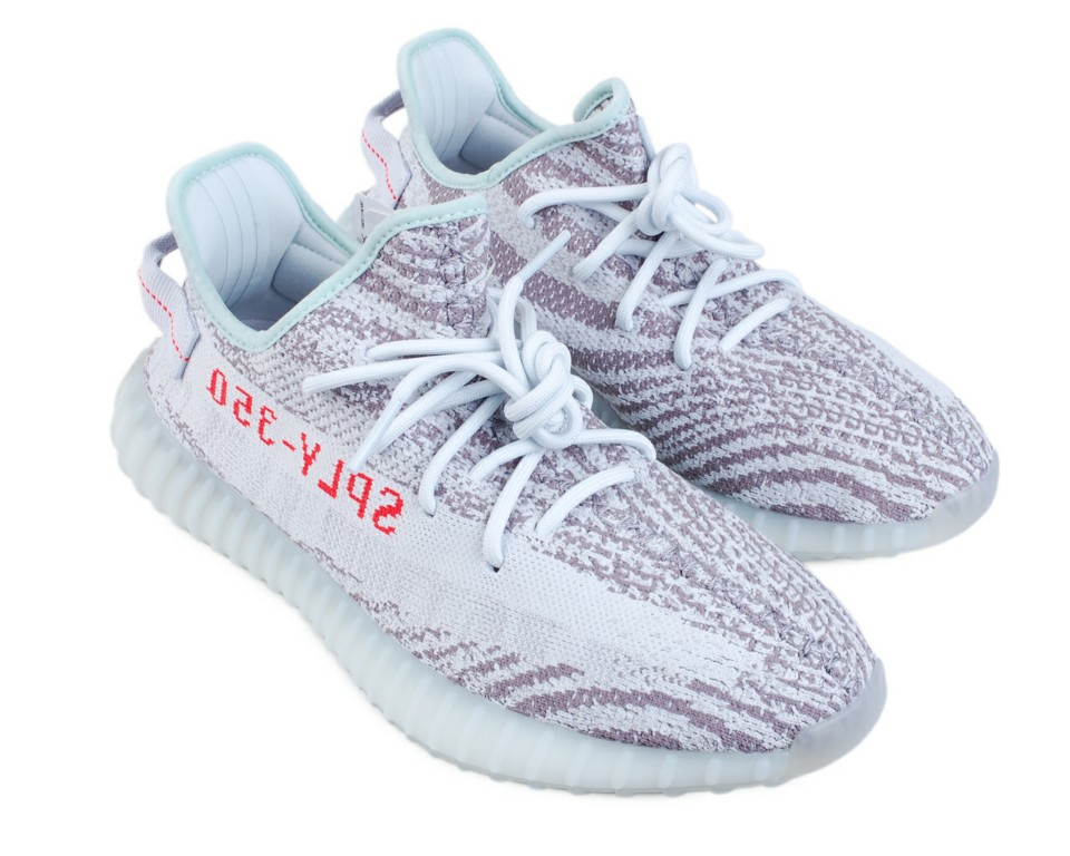 reputable site ce0d0 37916 ADIDAS YEEZY BOOST 350 v2 BLUE TINT 43 1 3 !