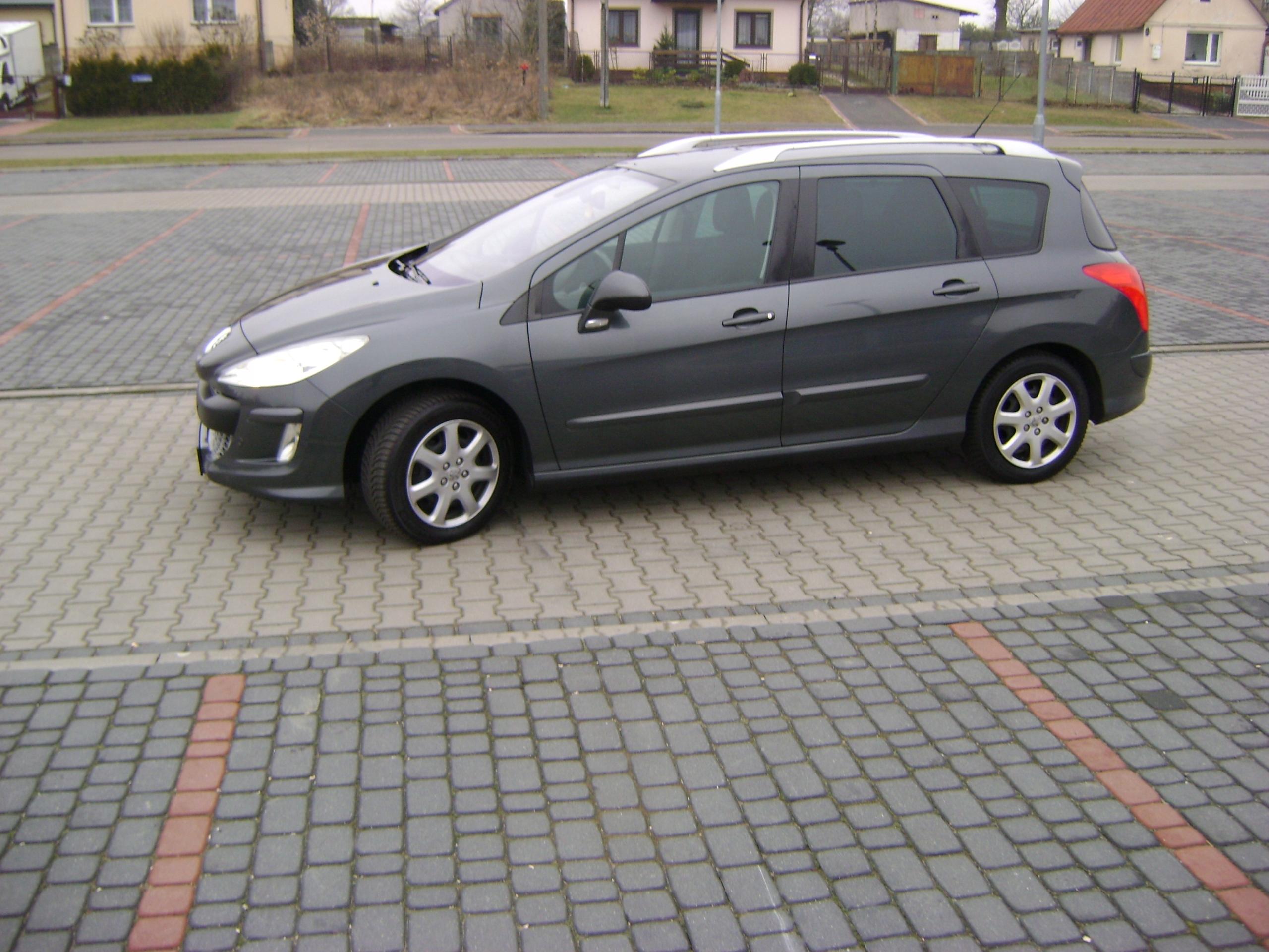 Nowość Peugeot 308 sw 156 km automat 7 osobowy panorama - 7666557335 US32