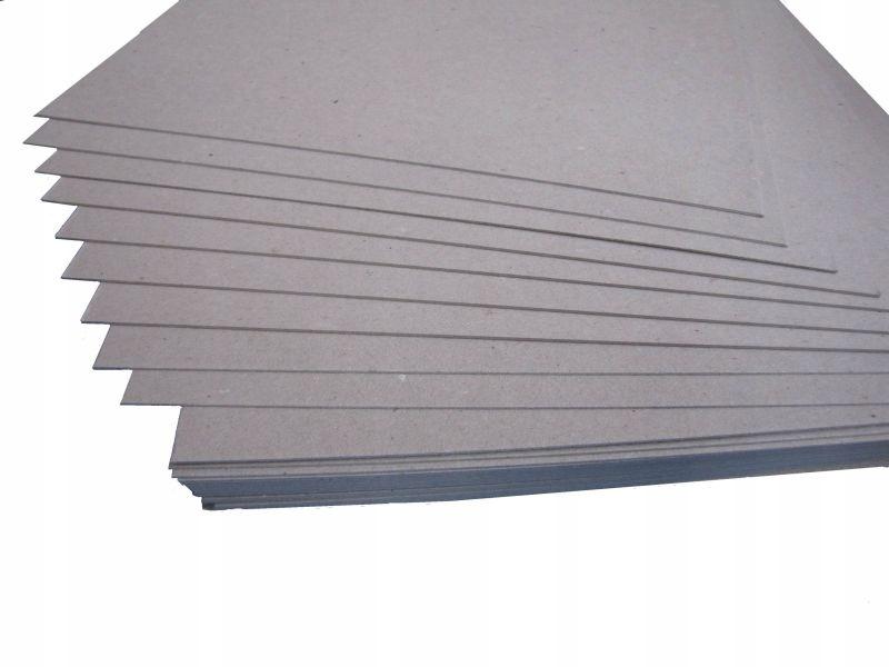 Tektura modelarska karton 10szt x 1,2 mm B4 25x35