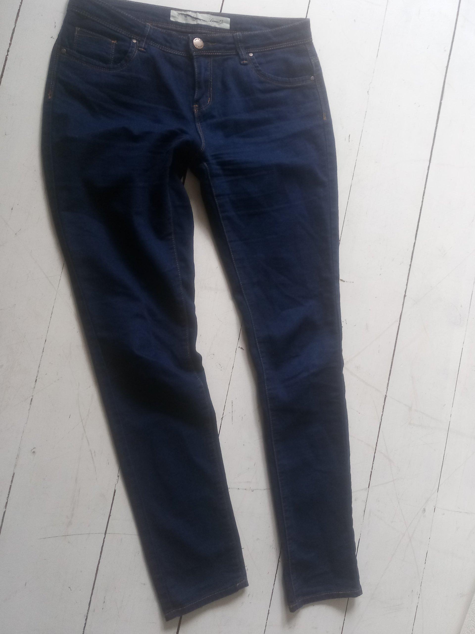 7a28795863db33 spodnie jeansy 40 rurki Denim Co. - 7314135174 - oficjalne archiwum ...