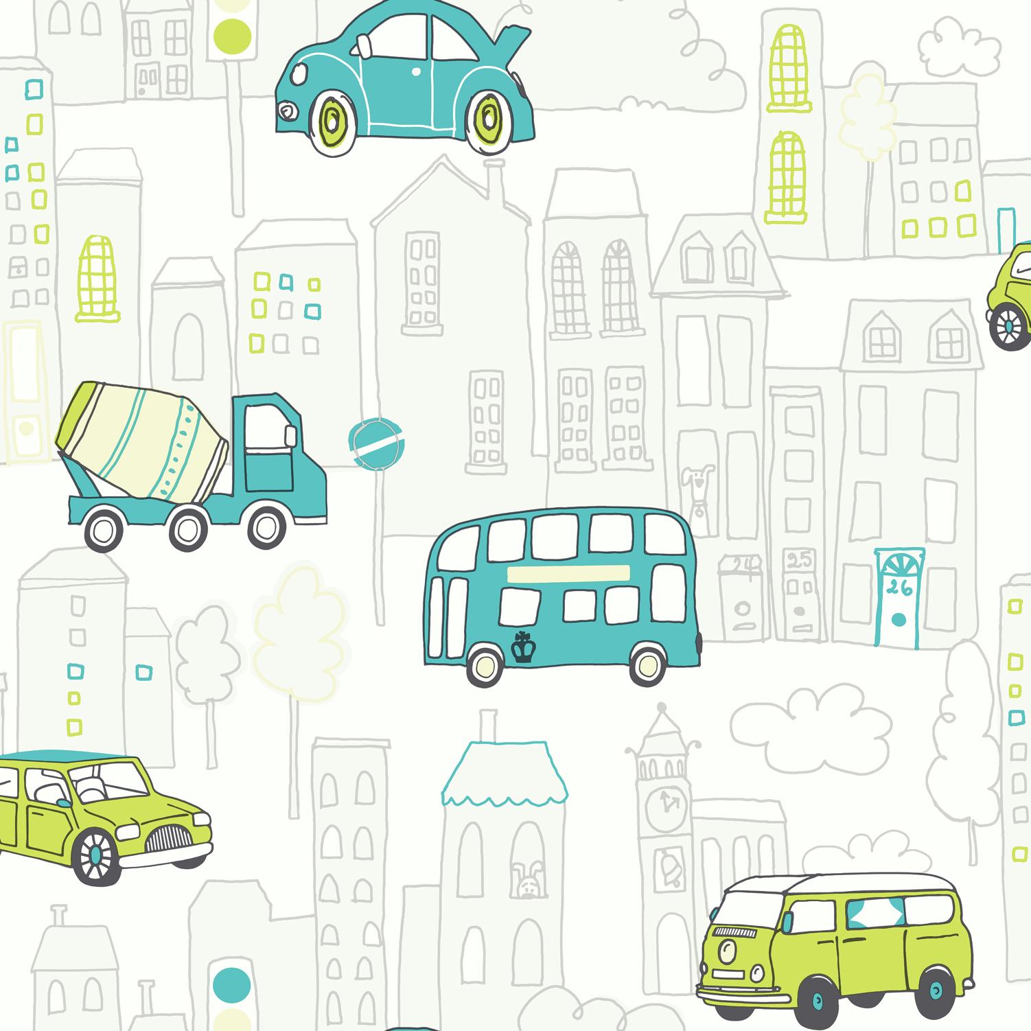Tapeta Pojazdy Samochody 533503 Arthouse Opera Fun 7165238211