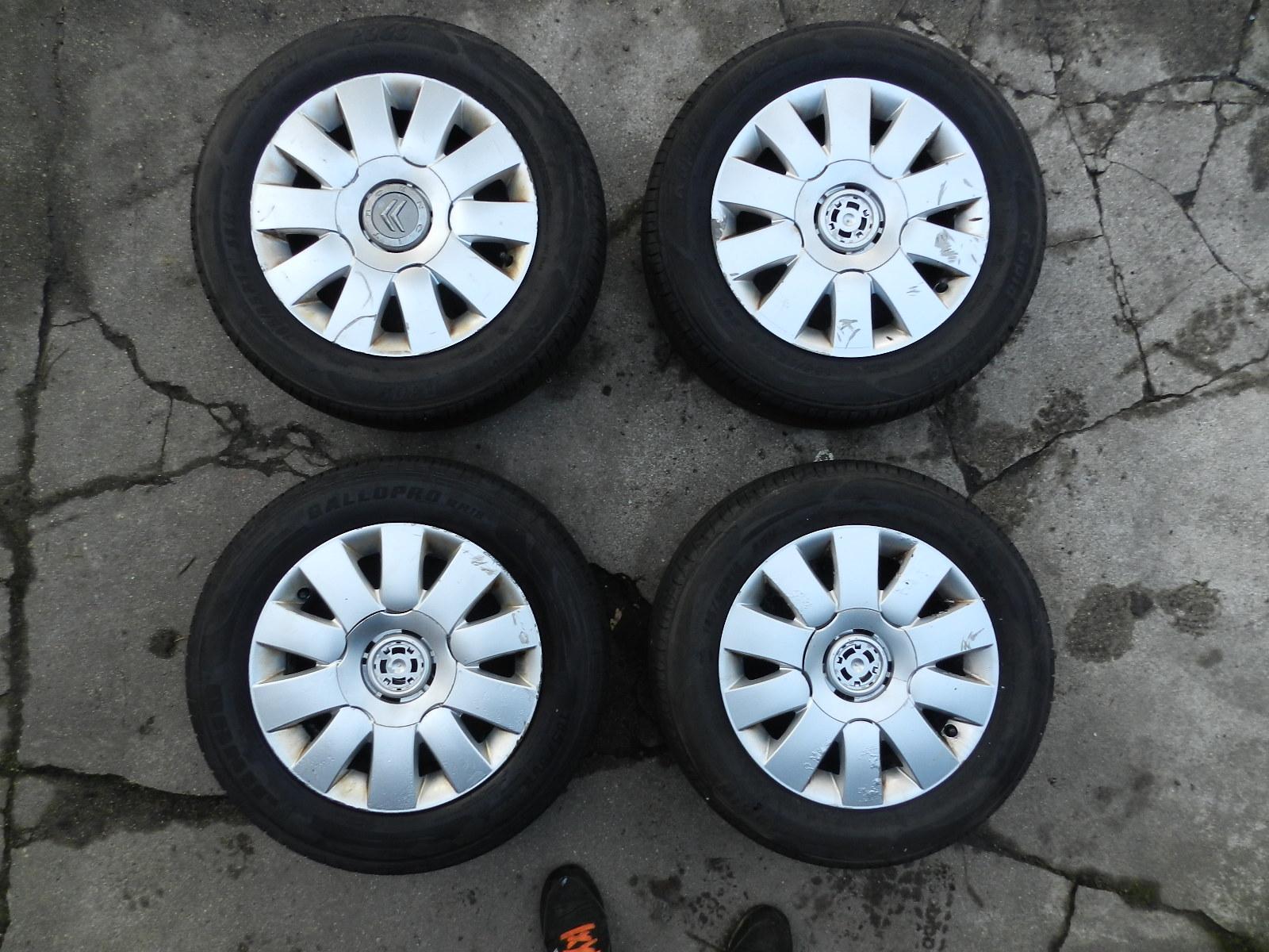 Felgi Aluminiowe Citroen Xsara Picasso C3 C4 7063382405