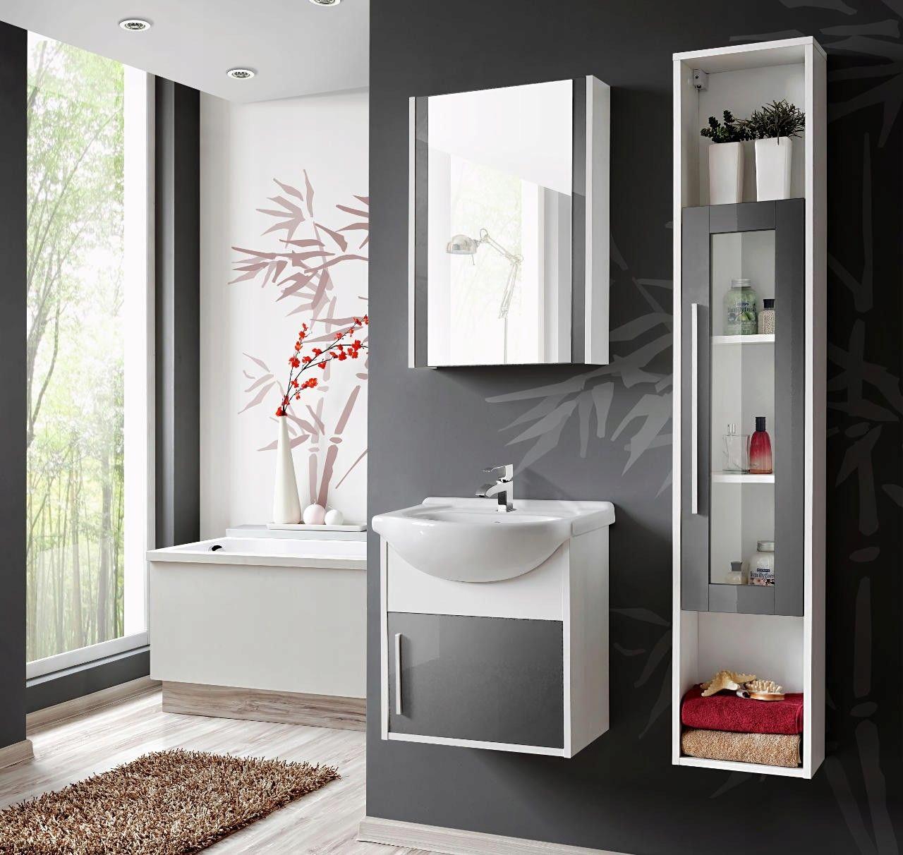 Meble do małej łazienki: oryginalny wybór