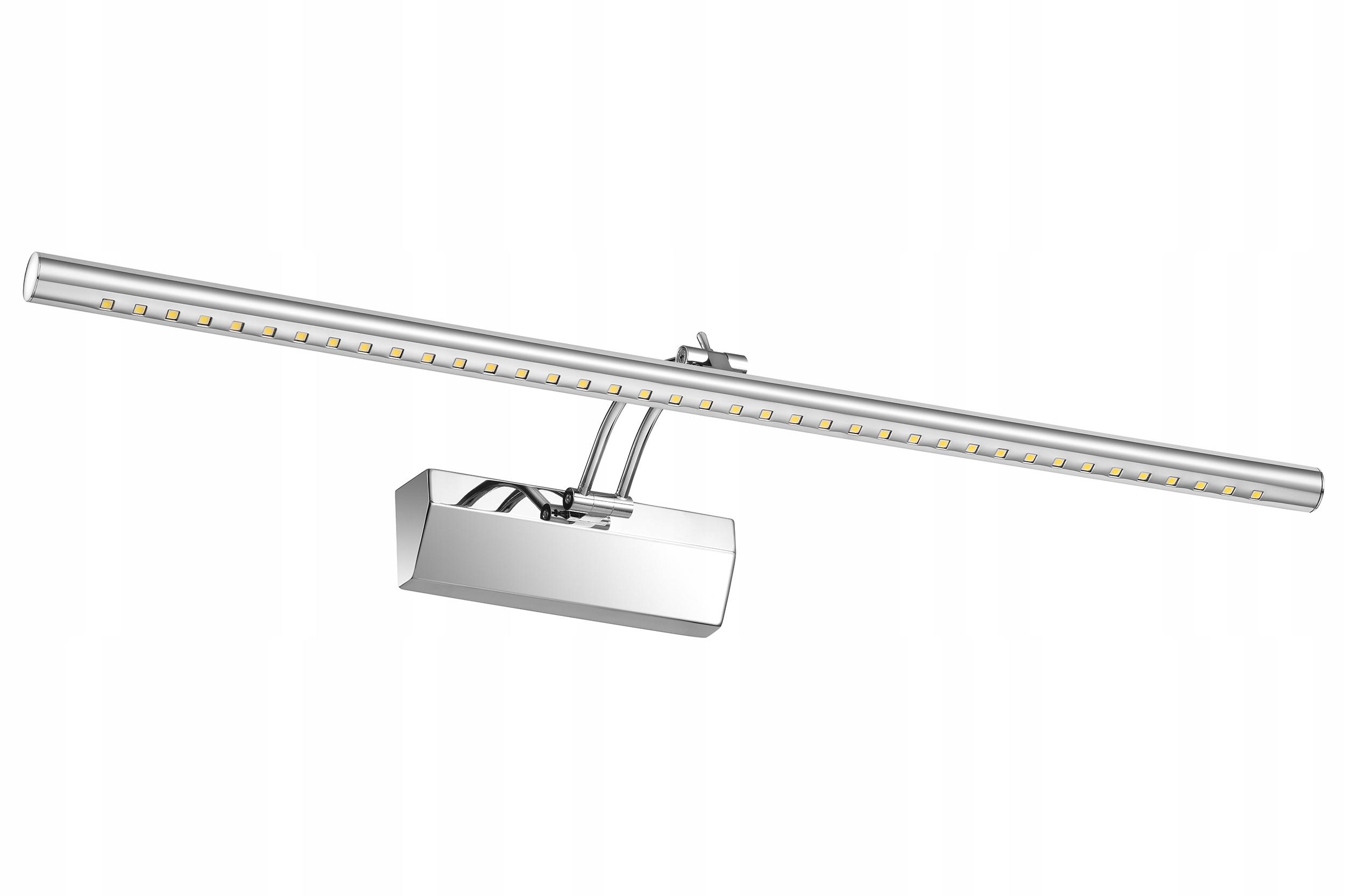 Kinkiet Led łazienkowy Lampa Nad Lustro 7w 50 Cm 7259500814