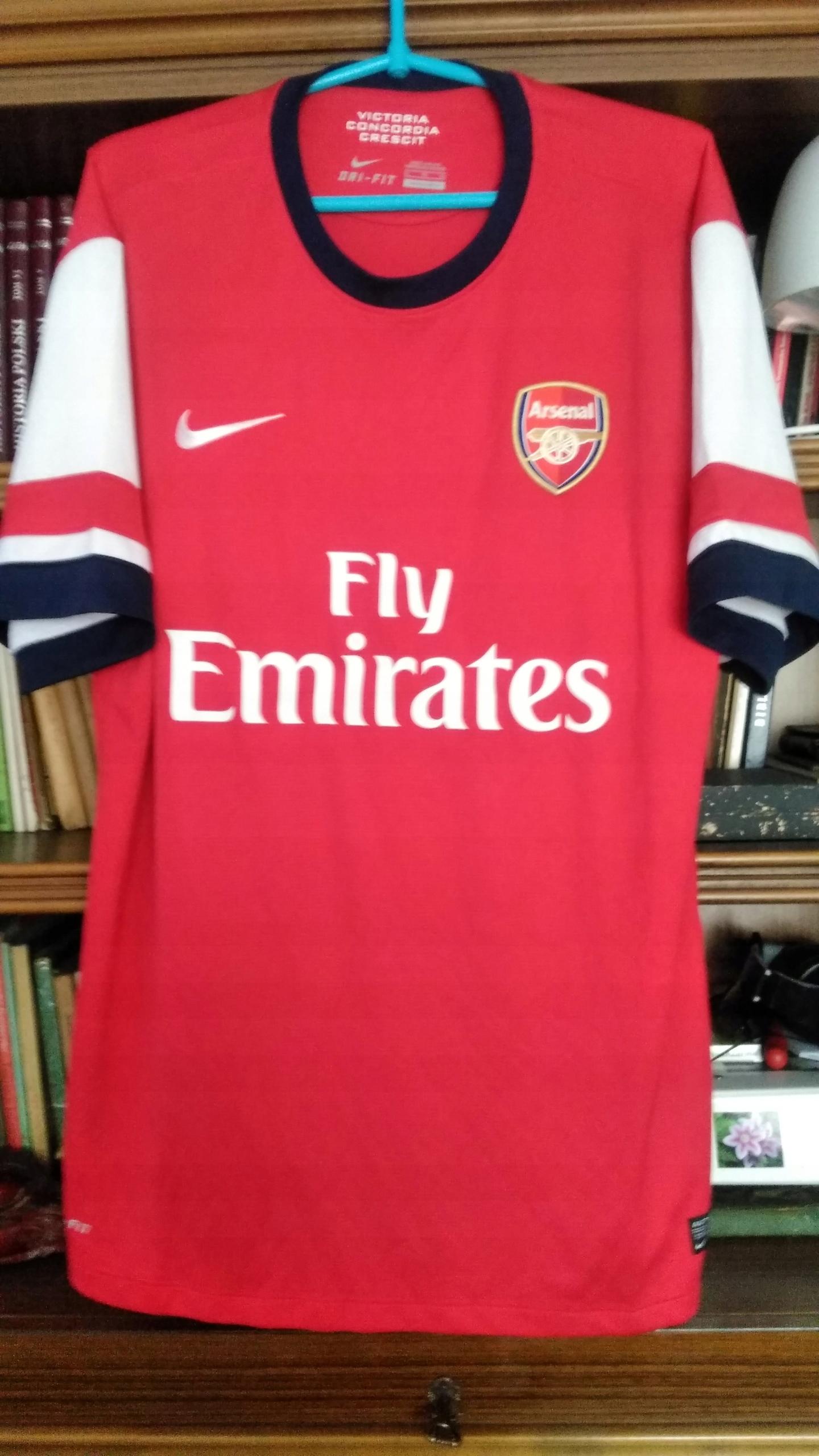f1db0cbc2 Koszulka Arsenal Londyn NIKE XL - 7520518298 - oficjalne archiwum ...