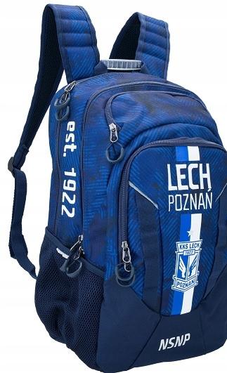 150f273ba5113 plecak szkolny sportowy Lech Poznań prezent - 7112815158 - oficjalne ...