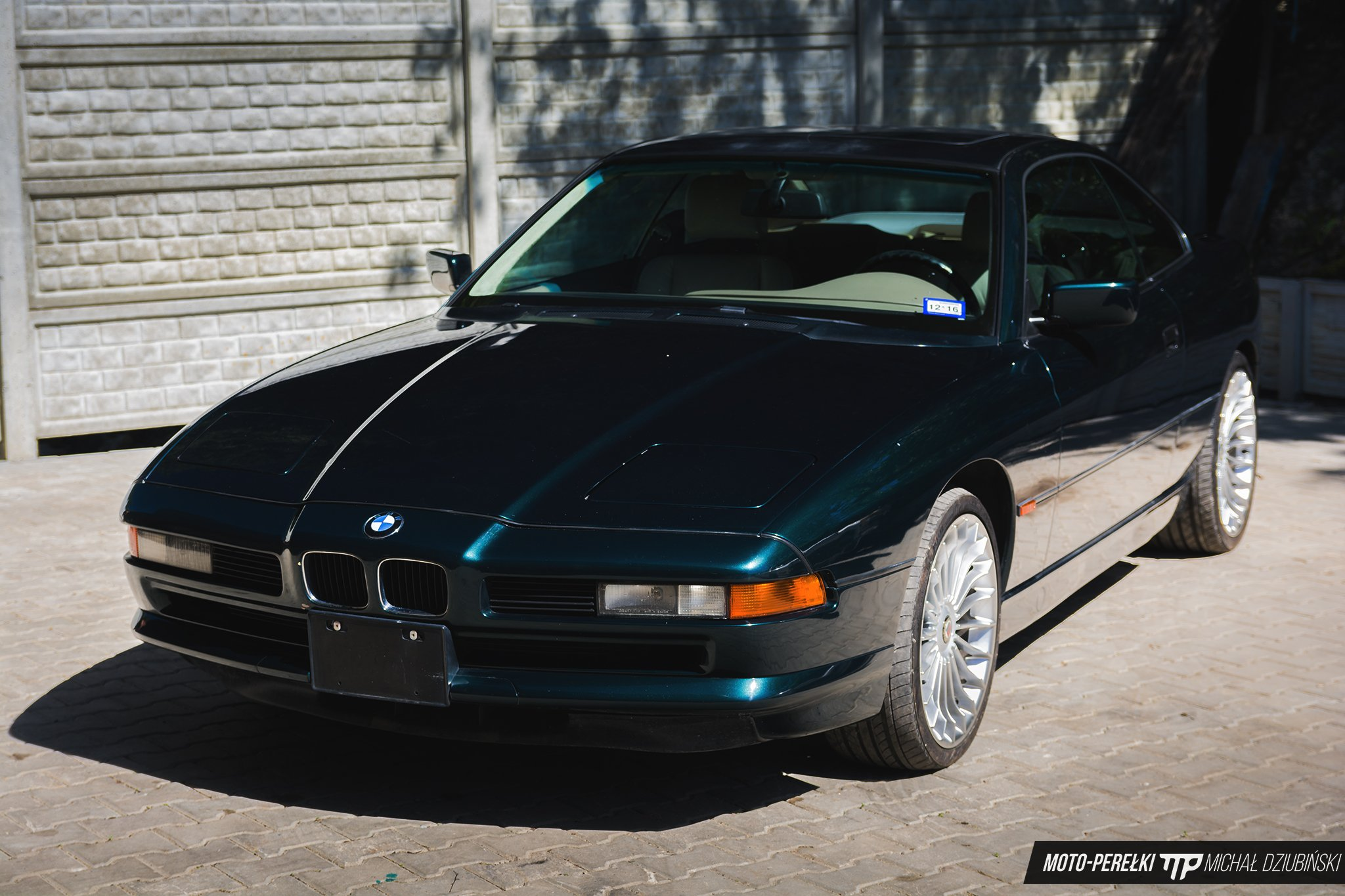 BMW 840 138 TYS MIL PRZEBIEGU