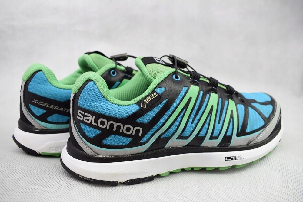 SALOMON X CELERATE GORE TEX buty sportowe (38 23)