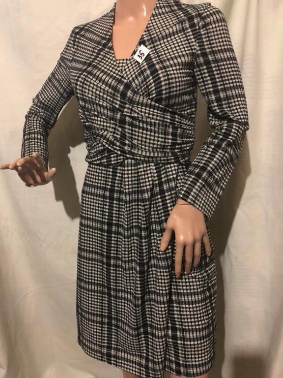 609eabd3cc ZALANDO -sukienka w krateczkę - 7484314634 - oficjalne archiwum allegro