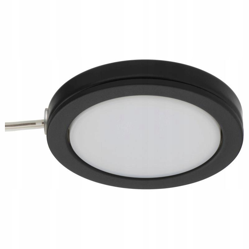 Omlopp Reflektor Led Czarny Ikea Oświetlenie 7716943387