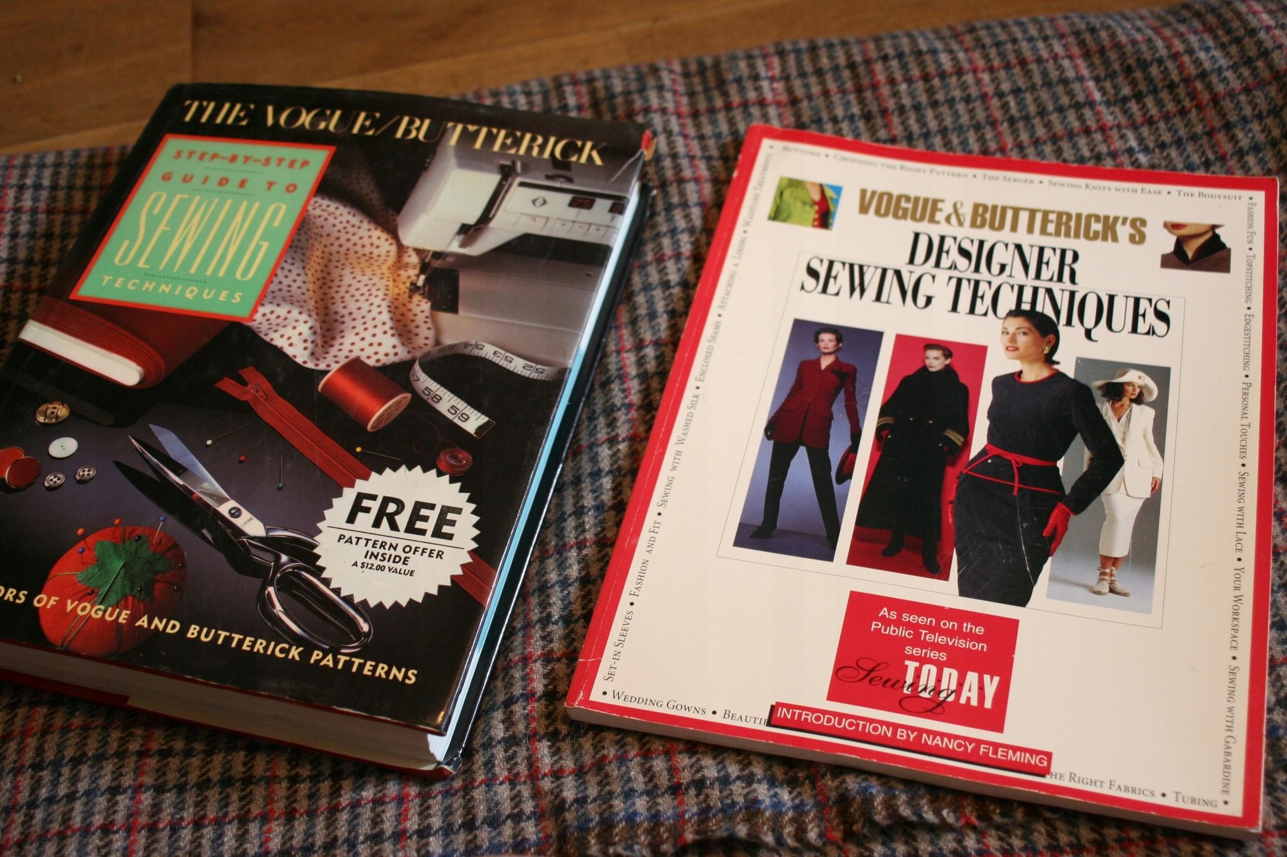 VOGUE podręcznik vintage o szyciu 415 st