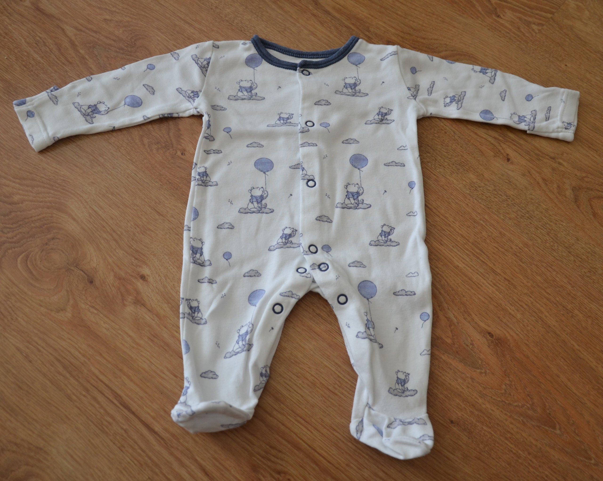 aadb48c02c5630 Pajac, pajacyk niemowlęcy r. 50-56 Disney Baby - 7222817675 ...