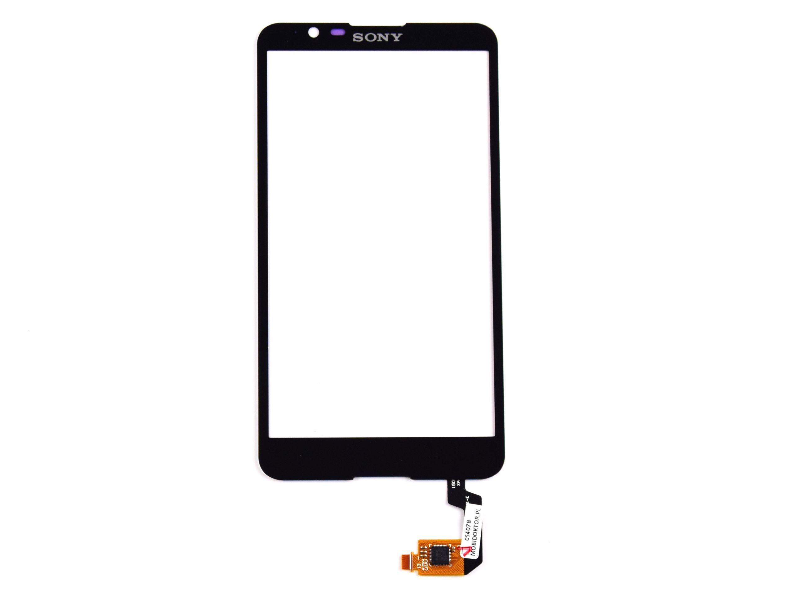Digitizer dotyk panel ekran Sony XPERIA E4 czarny