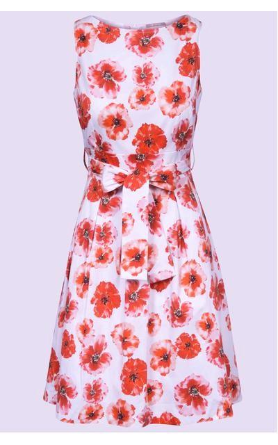 c0107cdc0a Sukienka ORSAY 42 XL ŚLICZNA KWIATY SALE - 7234836454 - oficjalne ...