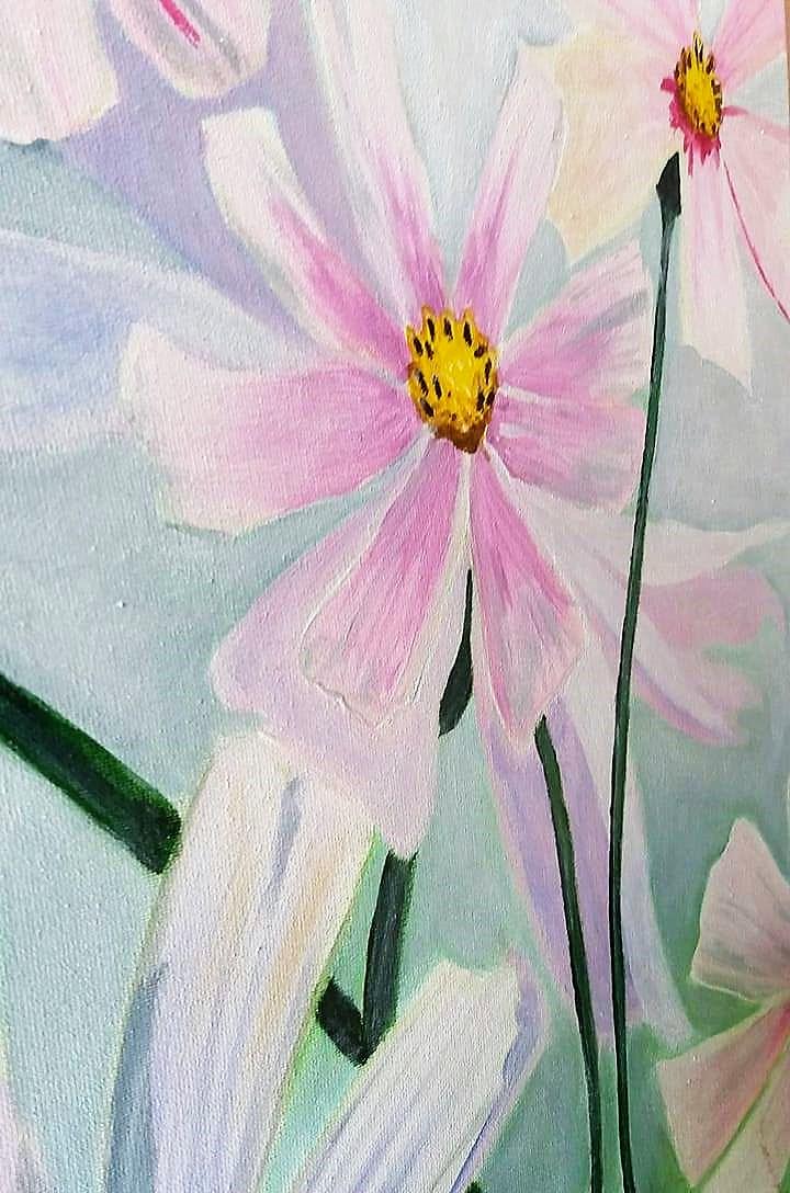 Nowoczesny Obraz Akrylowy Kwiaty 7085542684 Oficjalne Archiwum