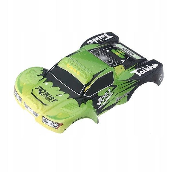 Zielona Kabina Karoseria Car Shell Green Wl Toys A