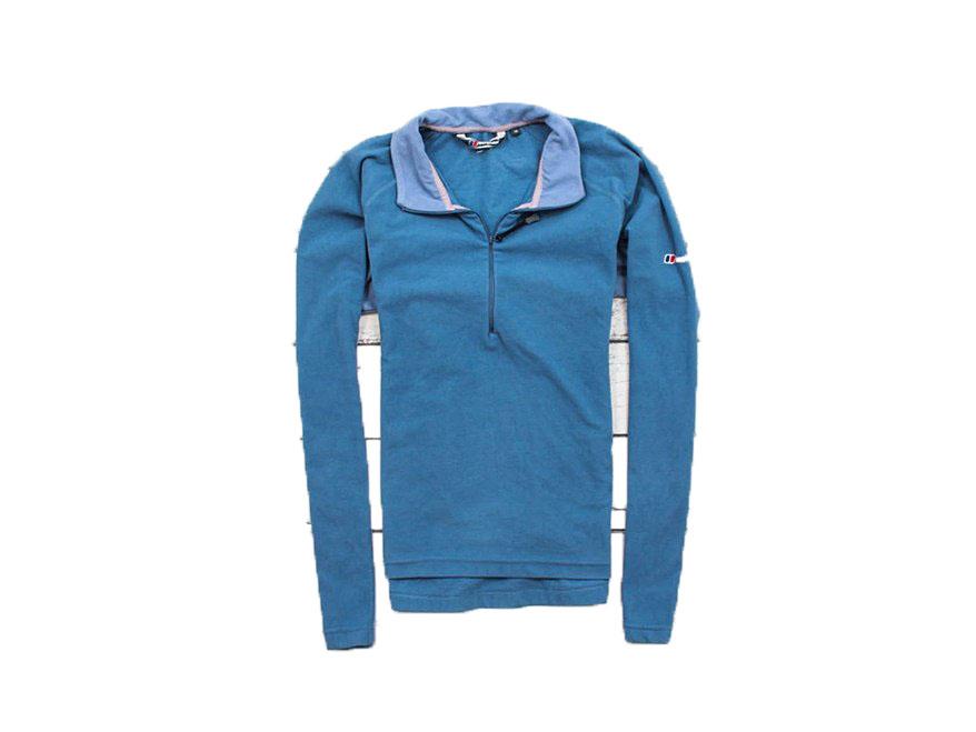 O Berghaus Bluza Polarowa Damska Polar Zip-Up r 14