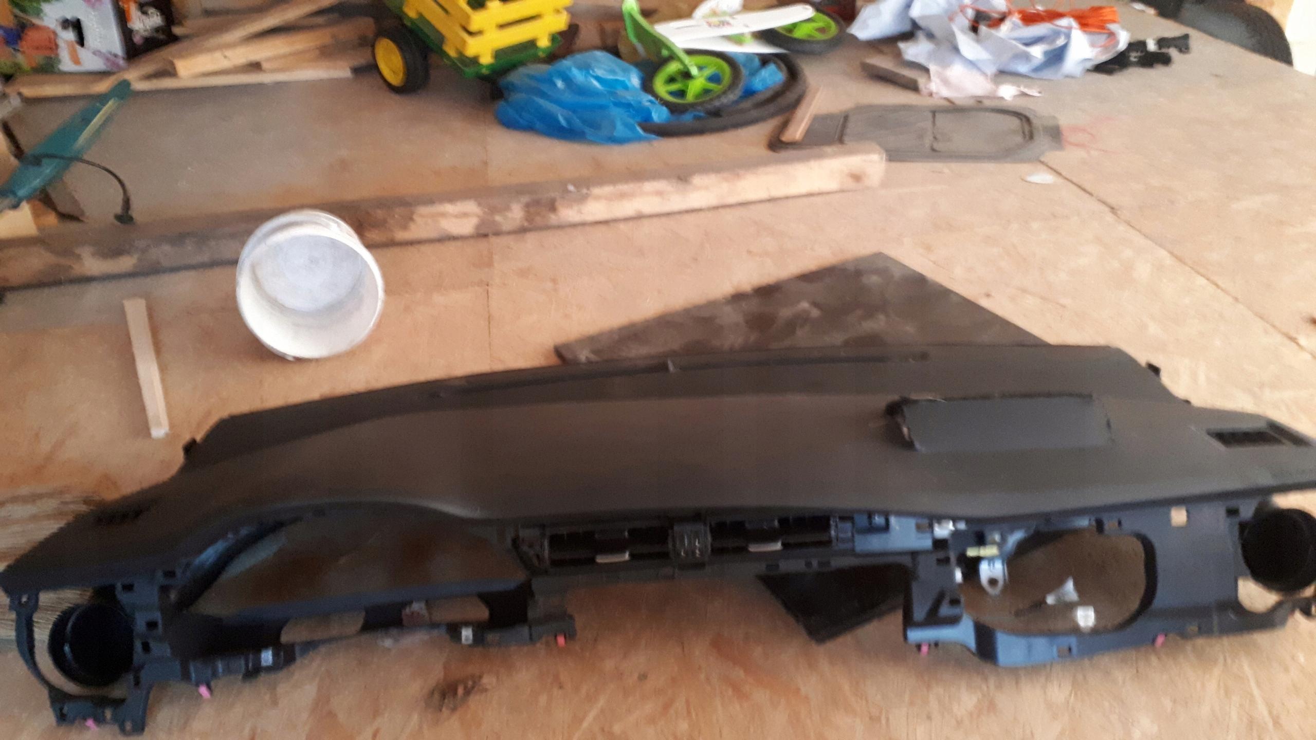 Kokpit Deska Rozdzielcza Toyota Auris Ii 7601064749 Oficjalne
