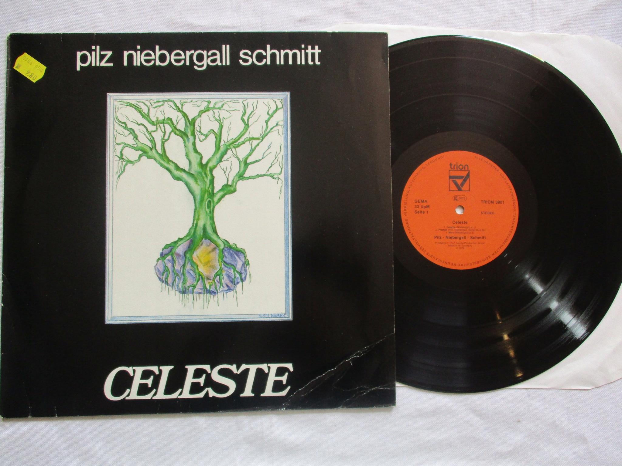 Michel Pilz / Buschi Niebergall - Celeste #2740