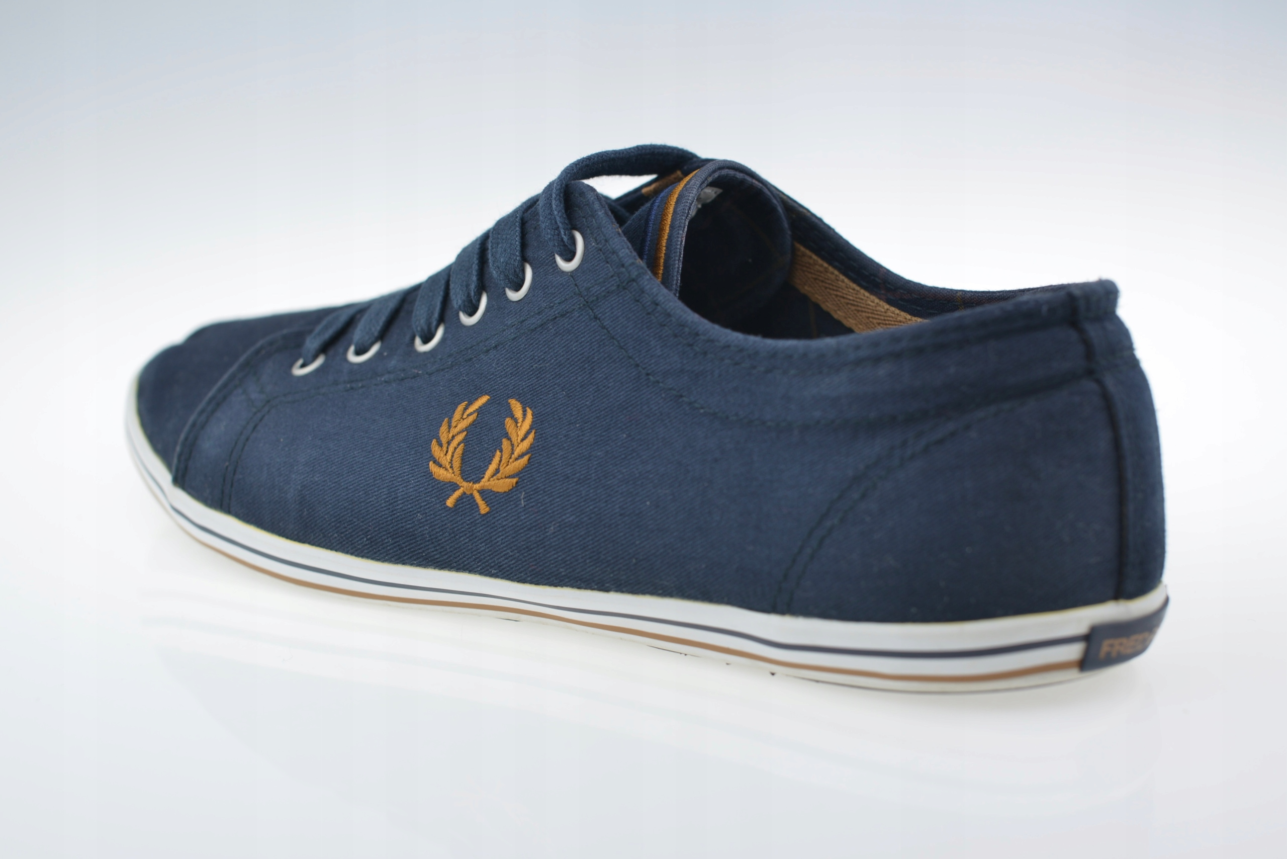 cheap for discount 6972c 31e89 BUTY FRED PERRY KINGSTON TWILL TIPPED ROZ. 45 (7706028106)