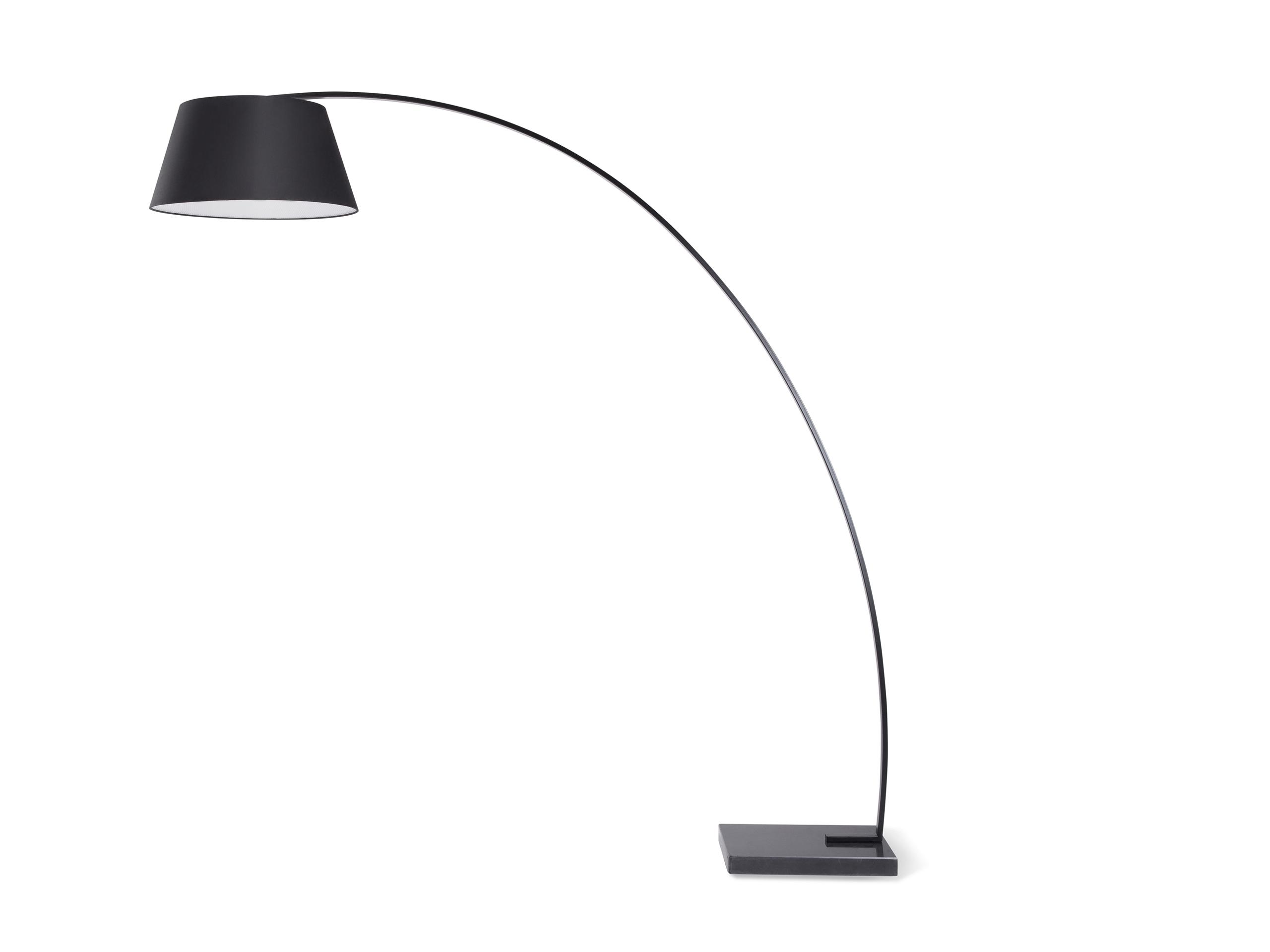 Lampa Stojąca Podłogowa Czarna Benue 6975741276 Oficjalne