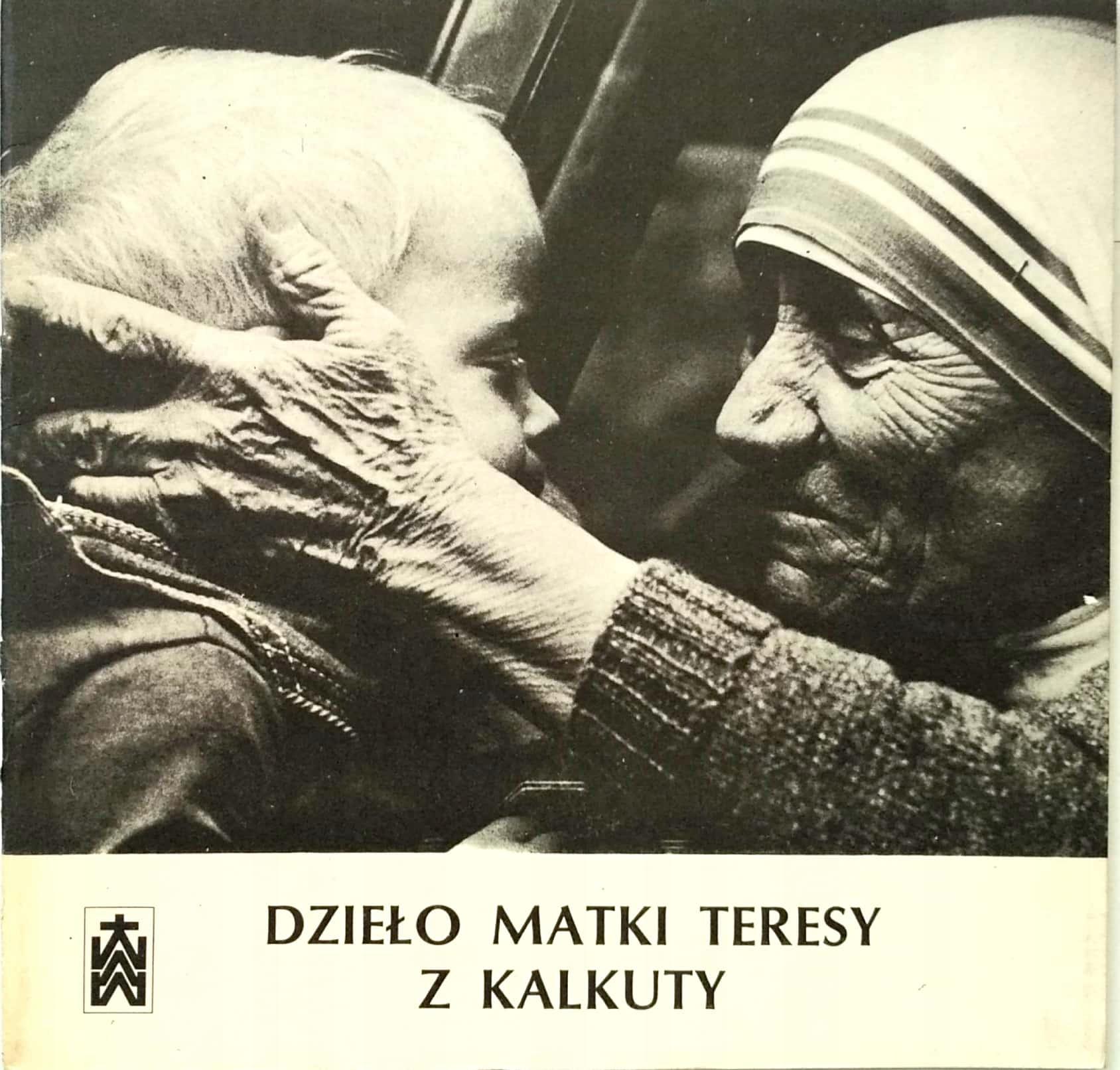Dzieło Matki Teresy Z Kalkuty 7008188507 Oficjalne
