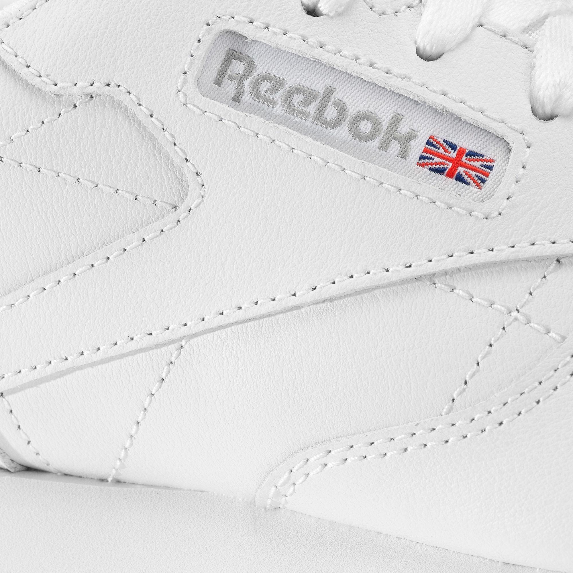 Classic Leather Reebok buty 50151 r37 ^6 białe 7098201197