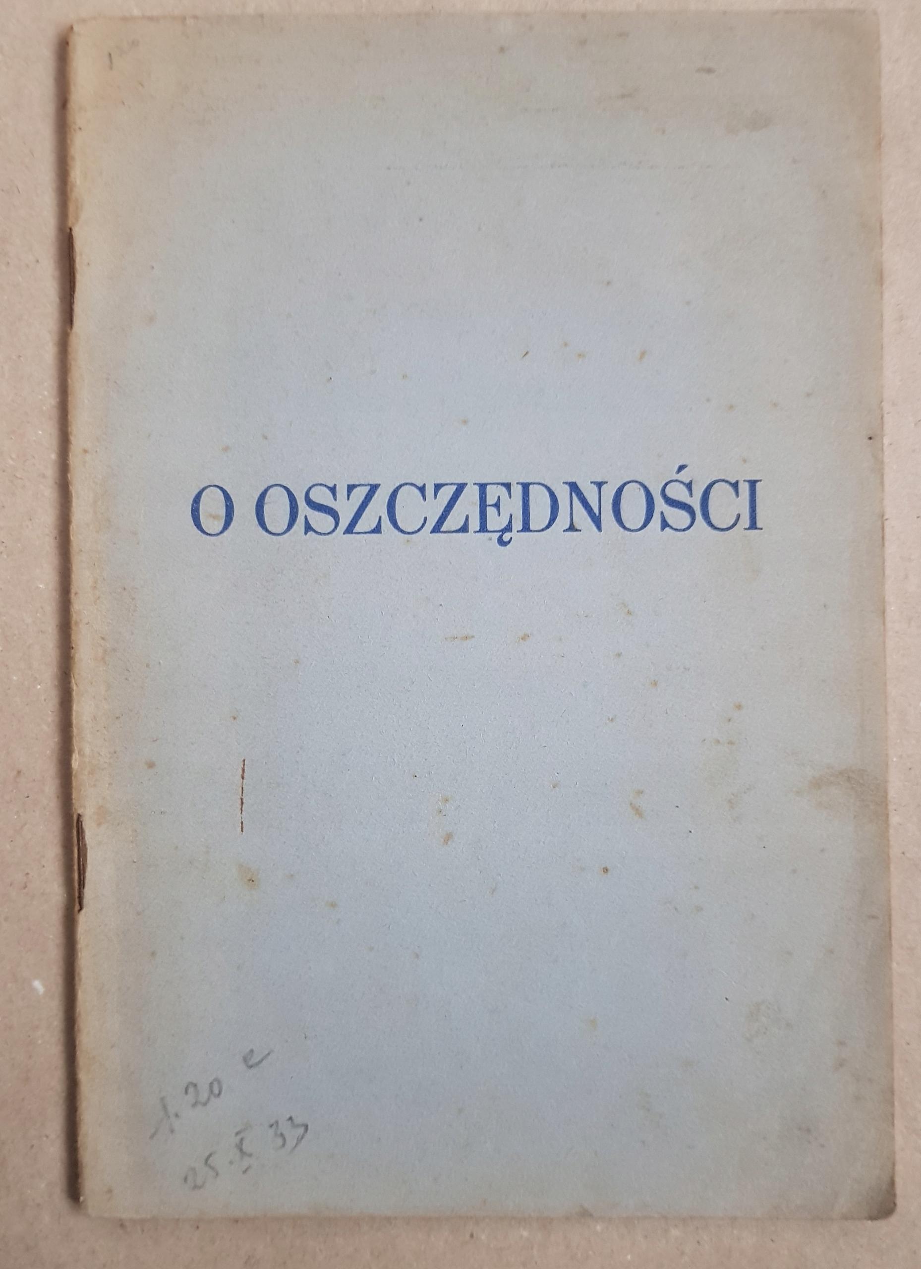 x. Makłowicz- O oszczędności