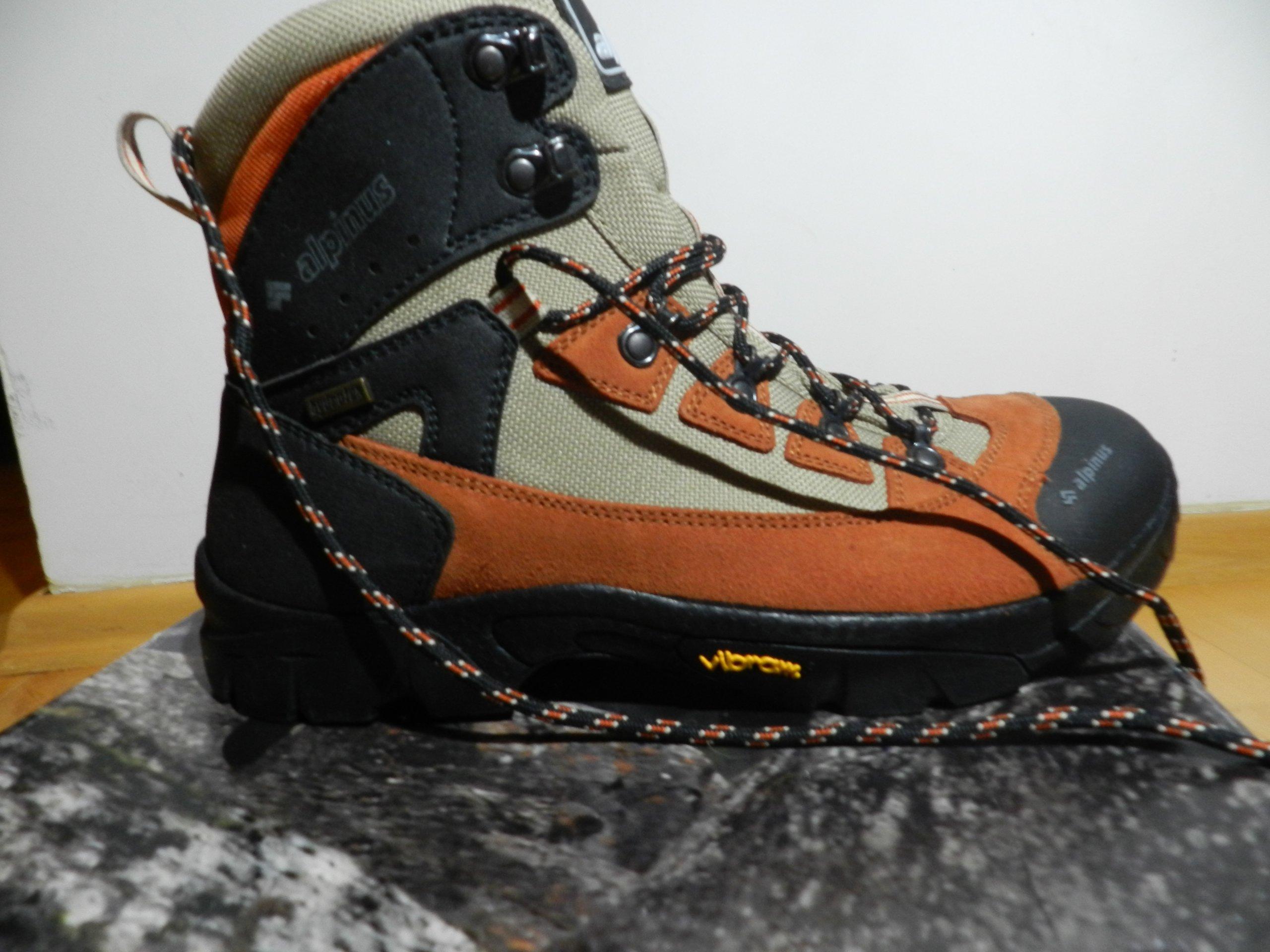 ed5ca054 Alpinus buty trekkingowe SHERPA LADY rozm.42 - 7149304839 ...