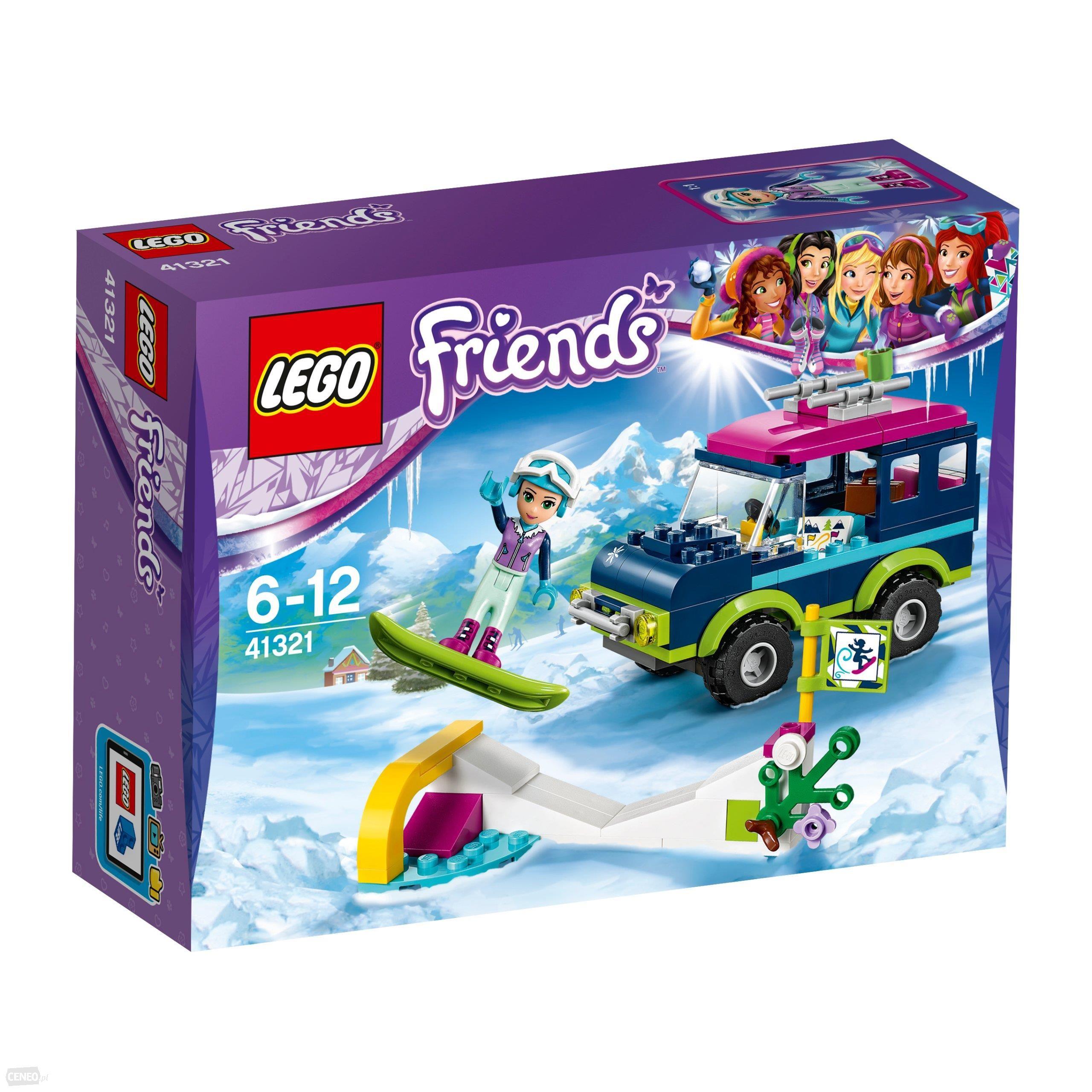 Lego Friends 41321 Wycieczka Samochodem Terenowym 7092244551