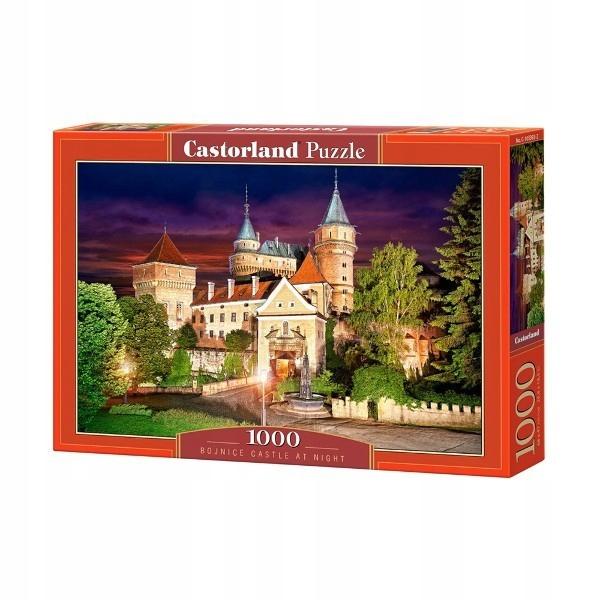 CASTOR Puzzle 1000EL. Bojnice Castle at night