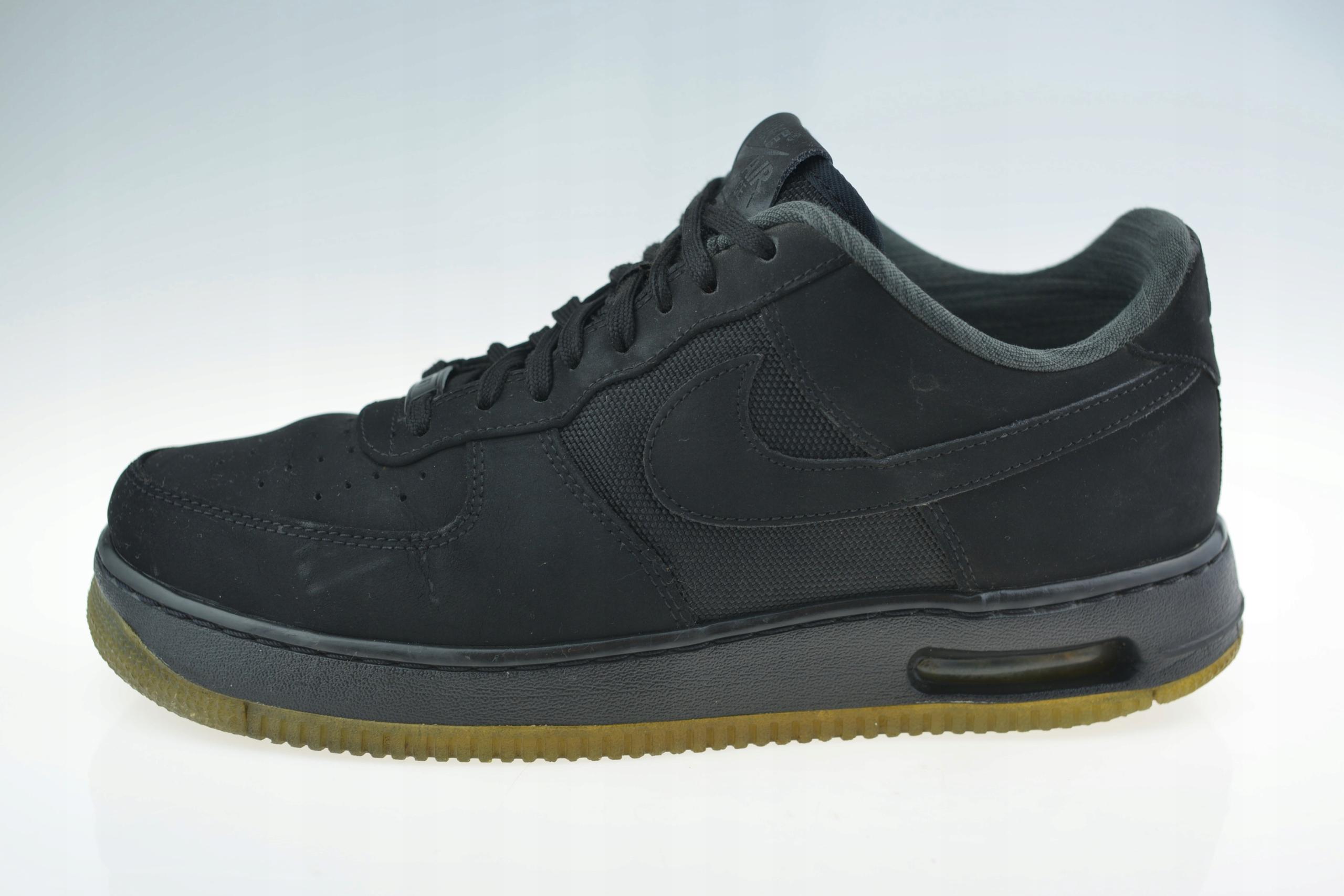 Nike Buty męskie Air Force 1 '07 LV8 czarne r. 40 (BV1278 001)