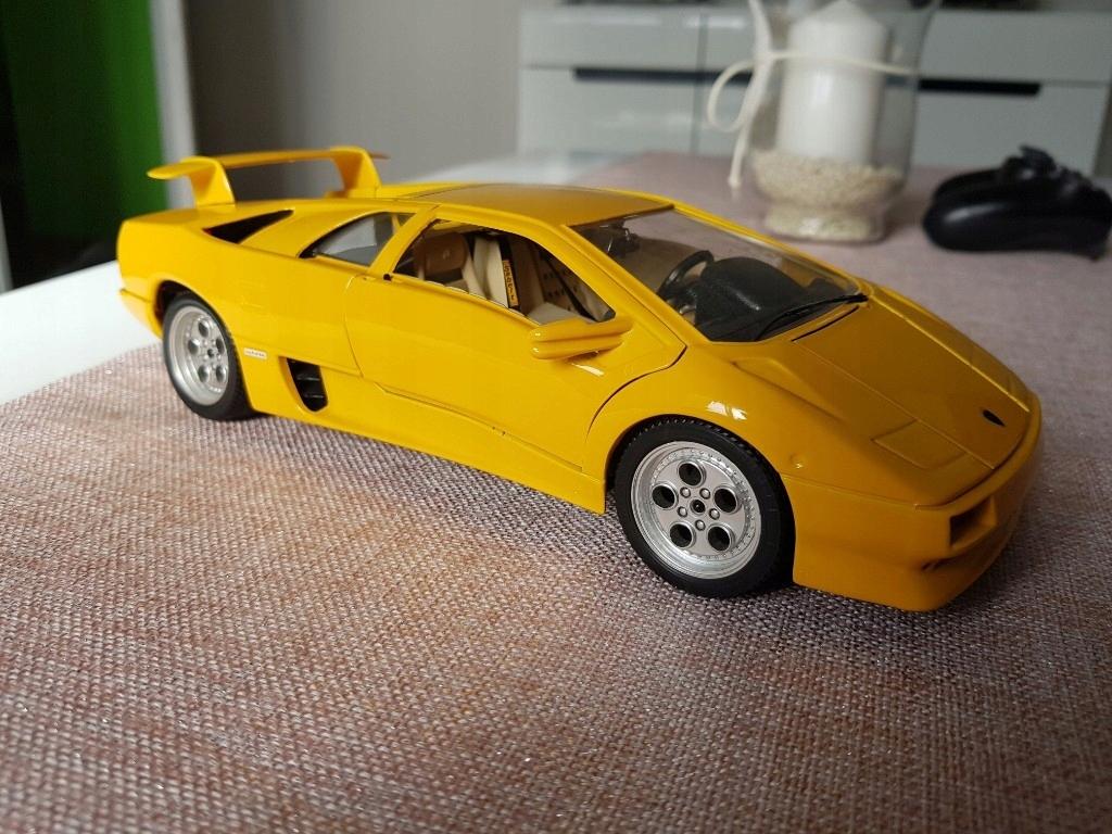Lamborghini Diablo 1 18 Bburago 7603167753 Oficjalne Archiwum