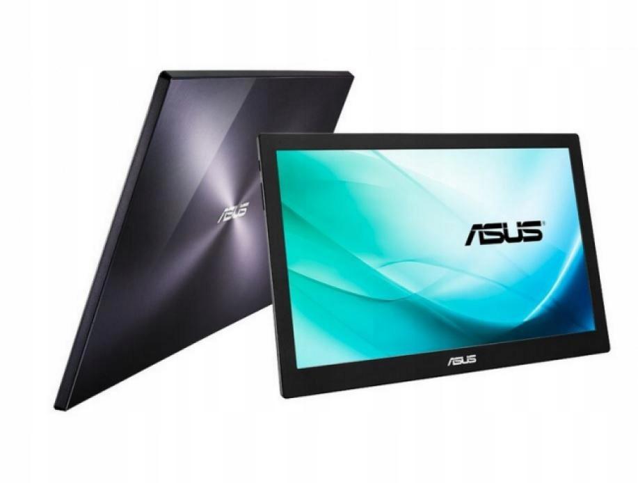 Monitor przenośny 15,6 ASUS MB169B+ FullHD USB